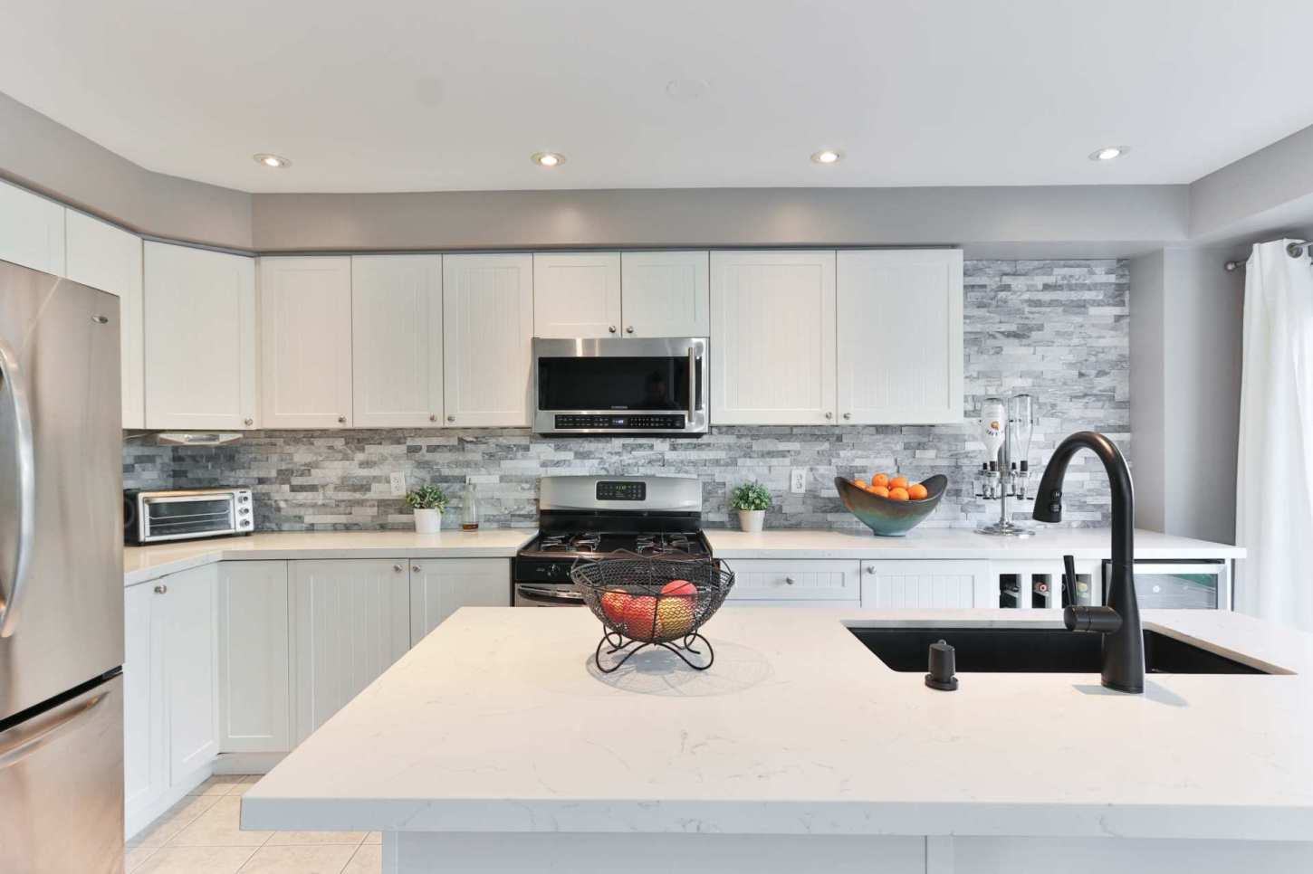 Kitchen Cabinet Painting & Refinishing Companies | Services
